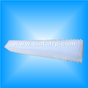 pvc cooling tower fill packing media round and rectangle cooling tower pvc fills