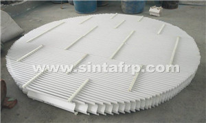 china pvc infills for water cooling treament