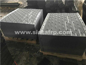 china factory price cooling tower fill counter flow cooling tower infill 610mm cooling tower fills