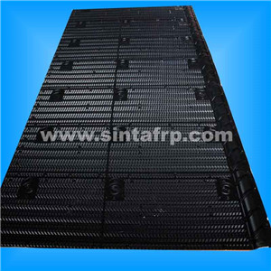 china buy round type pvc/pp cooling tower fill