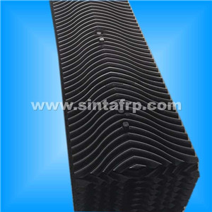 cooling tower fill with air inlet louver cooling tower fill film