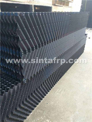 fiberglass round cooling tower