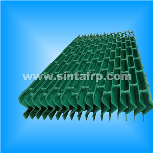 [hot item] black 750mm pvc sheet or block cooling tower filling