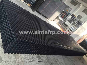 cooling tower fill, fills, fill material - ats cooling tower