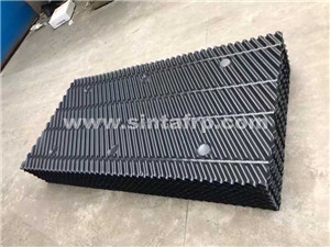 pvc cooling tower film fill for cooling tower