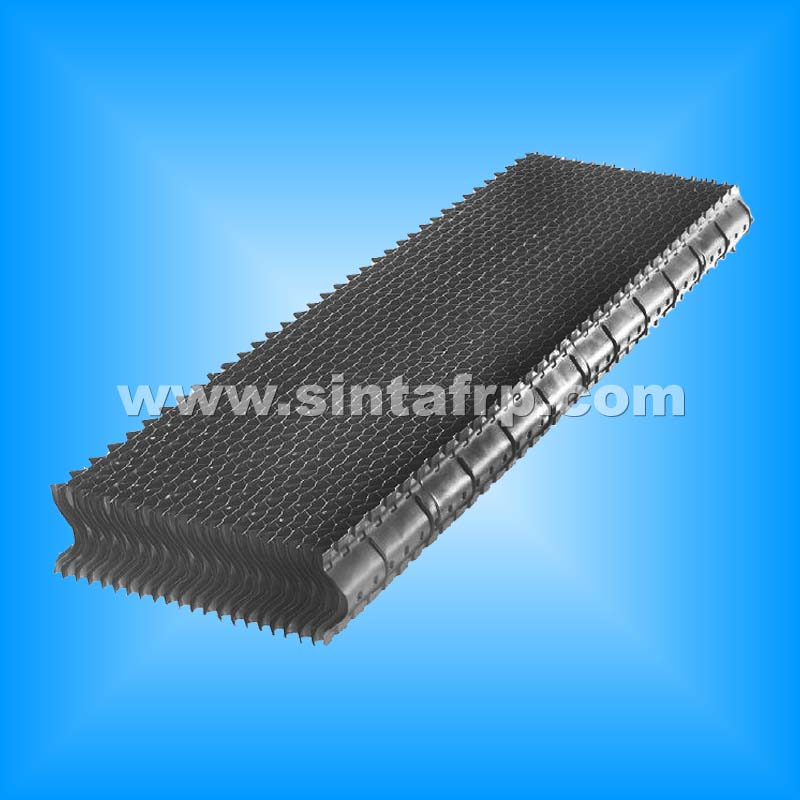 Efficient Water Cooling Tower PVC Drift Eliminators