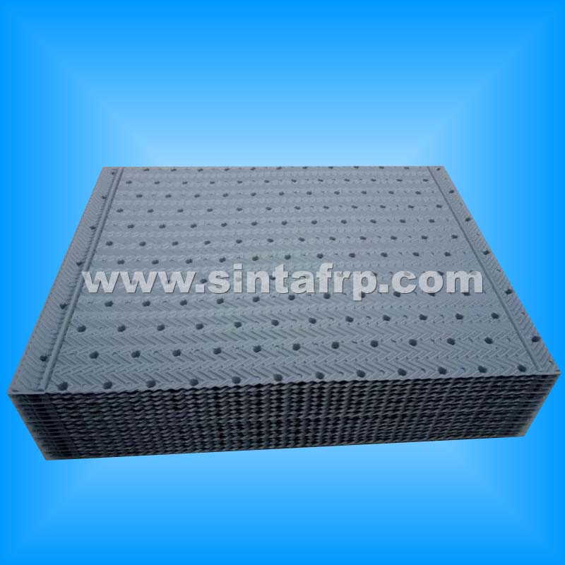 New Design W1300mm Spindle Cooling Tower Fill