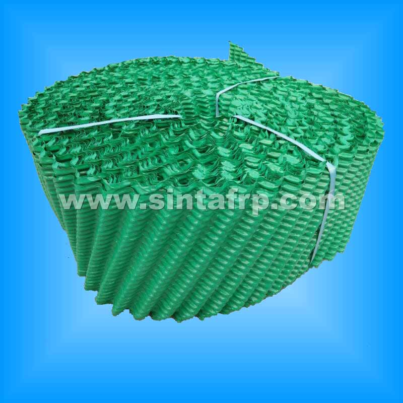 Round Roll CounterFlow Cooling Tower Fill
