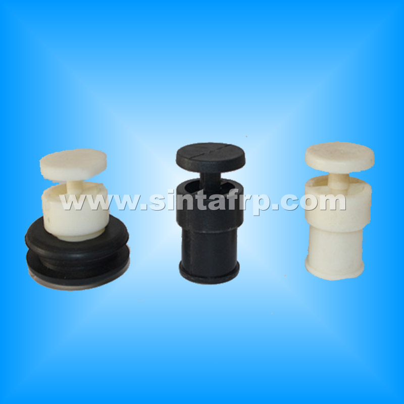 """""""C"""" Spray Nozzle with matching grommet 360 degree pattern"""